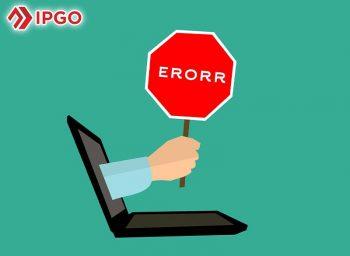 Error - Lỗi